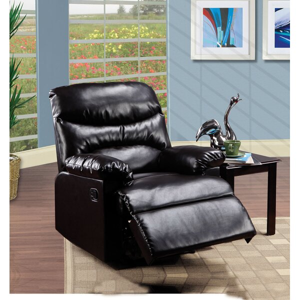 Impress Manual Recliner by A&J Homes Studio