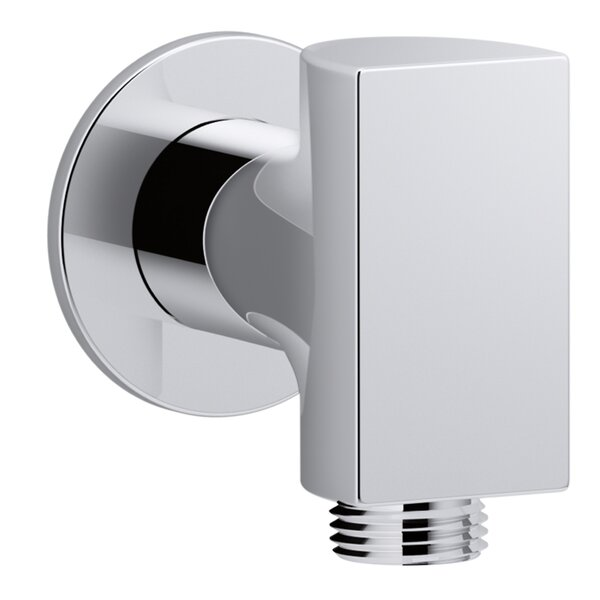 Exhale Wall-Mount Supply Elbow with Check Valve by Kohler