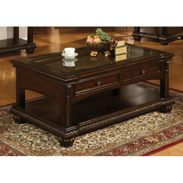 Collingwood Coffee Table With Storage By Astoria Grand