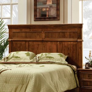 Deke Panel Headboard by Bayou Breeze