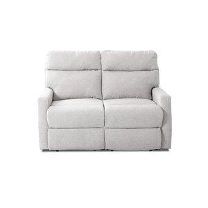Vance Reclining Loveseat by Wayfair Custom Upholstery