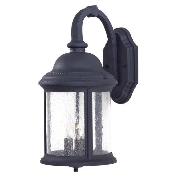 Hancock 3-Light Outdoor Wall Lantern by Great Outdoors by Minka