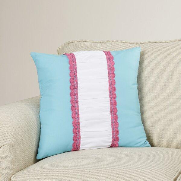 Reb Throw Pillow by Viv + Rae