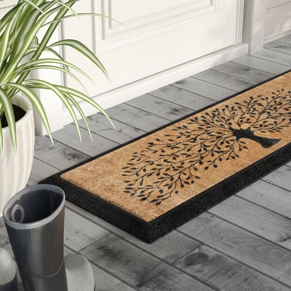 Norwich Tree Doormat by Darby Home Co