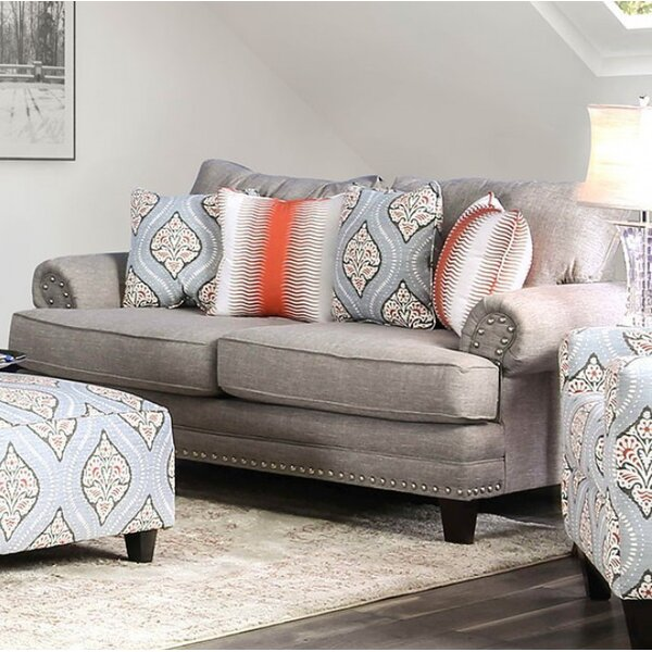 Mclaughlin Loveseat by Canora Grey