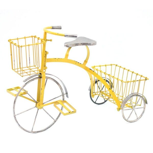 Tricycle Plant Stand by Zaer Ltd International