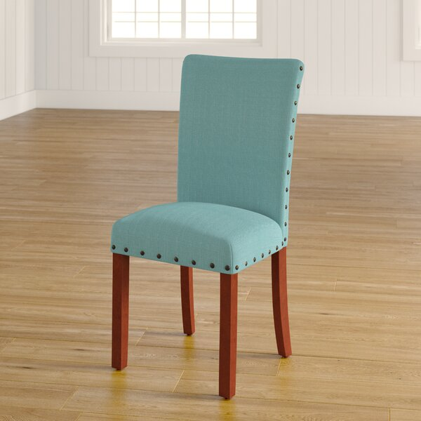 Cannady Parsons Chair (Set of 2) by Charlton Home
