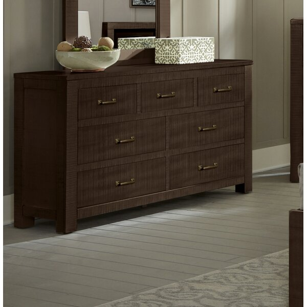 Neligh 7 Drawer Double Dresser by Gracie Oaks