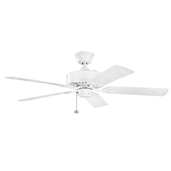 52 Borgen 5-Blade Ceiling Fan by Alcott Hill