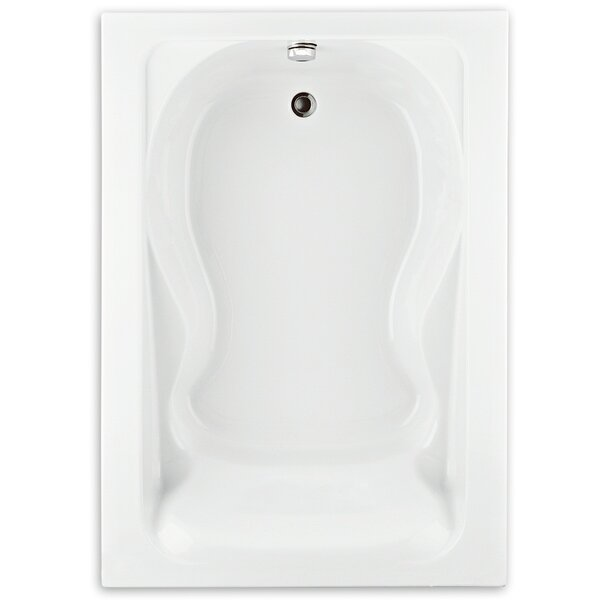Cadet 60 x 42 Drop in Soaking Bathtub by American Standard