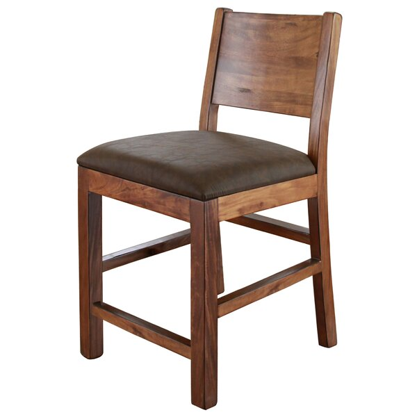 Stoehr 24 Bar Stool by Millwood Pines