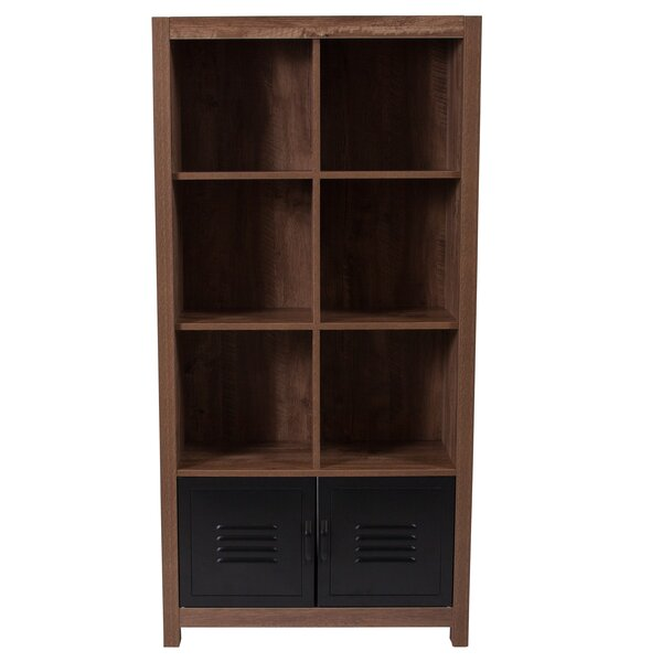 Crabb Cube Bookcase By Williston Forge Cheap