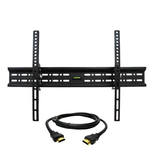 Tilt Wall Mount for 32'' - 70'' Plasma/LCD/LED Screens by MegaMounts