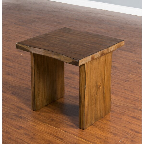 Alsatia End Table by Loon Peak