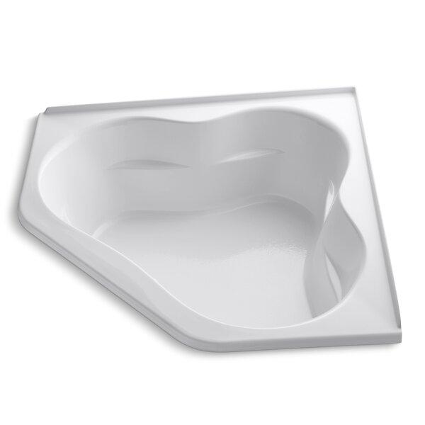 Tercet 60 x 60 Soaking Bathtub by Kohler