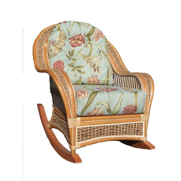 Rocking Chair By Spice Islands Wicker