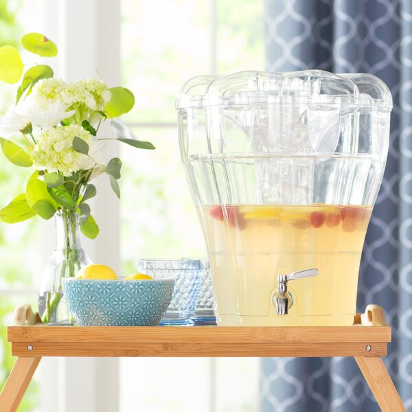 Stiles Unbreakable 3.5 Gallon Beverage Dispenser by Andover Mills