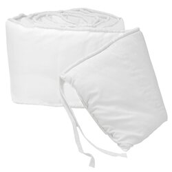 Baby Portable Crib Bumper by aBaby