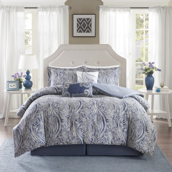 Stella 6 Piece Comforter Set by Harbor House