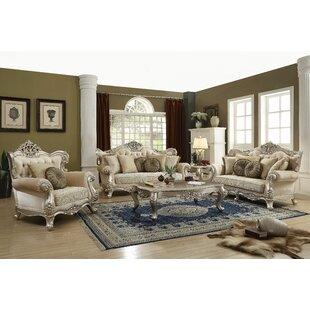 Sokone Configurable Living Room Set by Andrew Home Studio