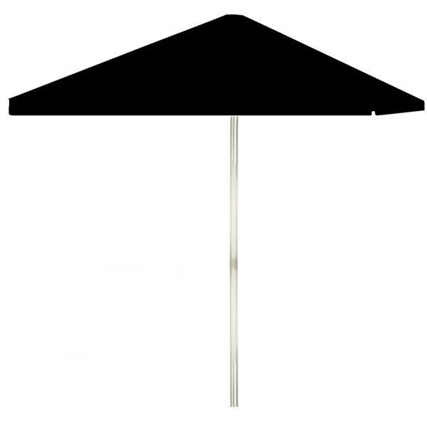 Whiskey And Cigars 6' Square Market Umbrella by Best of Times