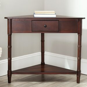 Broadalbin End Table With Storage by Three P..