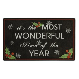 Itu0092s the Most Wonderful Doormat