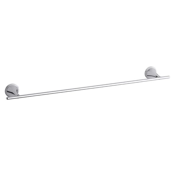 Finial 24 Wall Mounted Towel Bar by Kohler