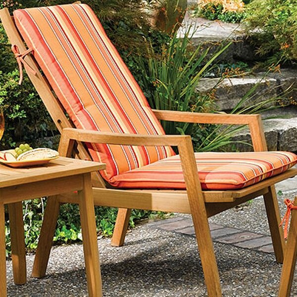 Siena Reclining Armchair by Beachcrest Home
