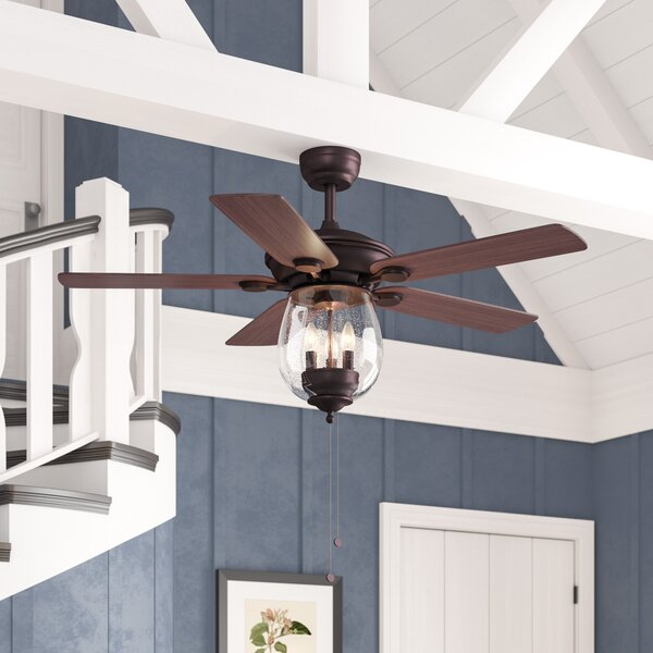 Rueben 5 Blade Ceiling Fan by Darby Home Co