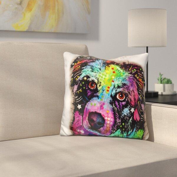 Australian Shepherd Throw Pillow by East Urban Home