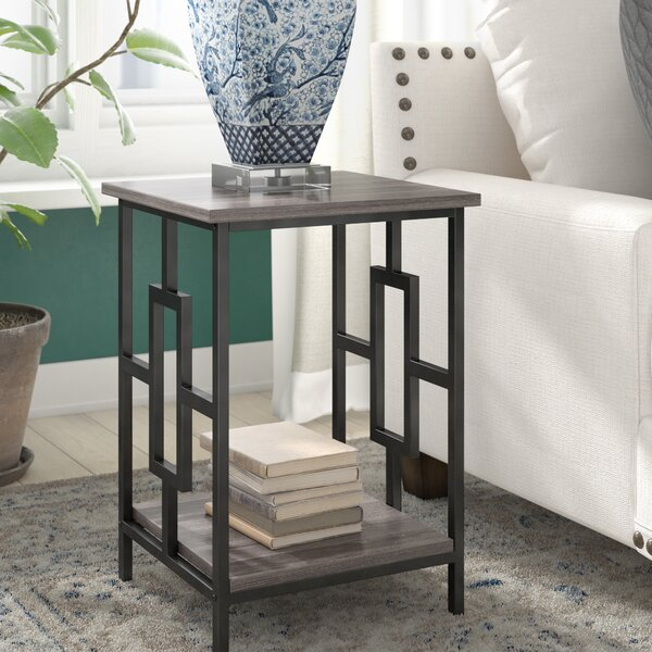 Baksh Side End Table by Winston Porter
