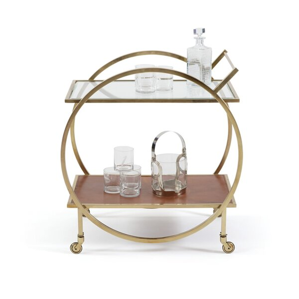Weslaco Bar Cart by Everly Quinn