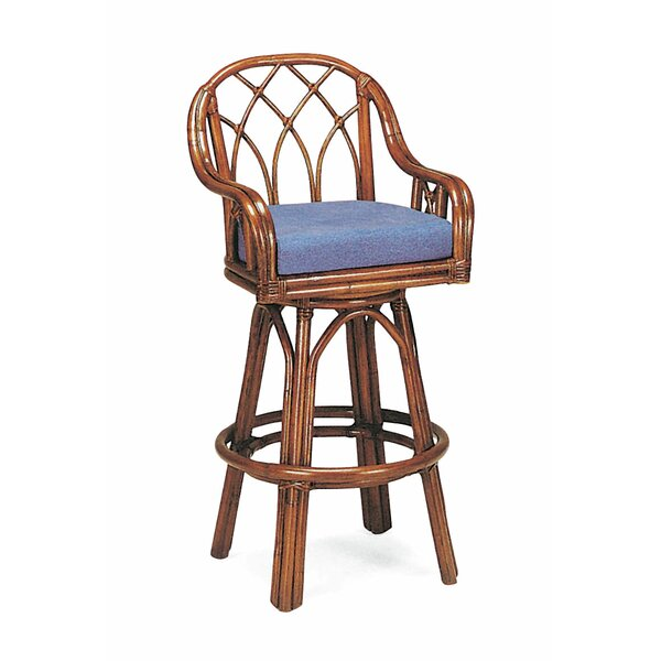 Edgewater 30 Swivel Bar Stool by Braxton Culler