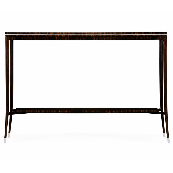 Jonathan Charles Fine Furniture Black Console Tables