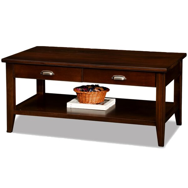 Stonington Coffee Table by Three Posts Three Posts