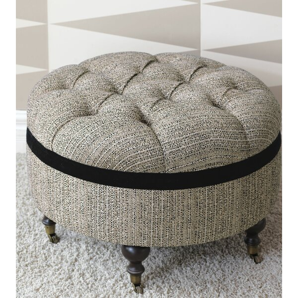 Abernathy Ottoman by Eastern Accents Eastern Accents