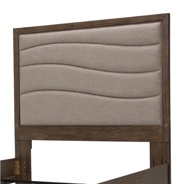 Del Mar Sound Upholstered Panel Headboard by Michael Amini