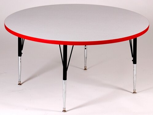 48'' Circular Activity Table by Correll, Inc.