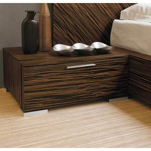 Webb 1 Drawer Nightstand by YumanMod