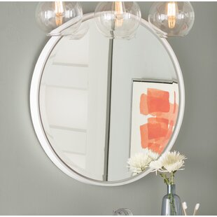 Shop for Murdock Beveled Frameless Wall Mirror By Wrought Studio