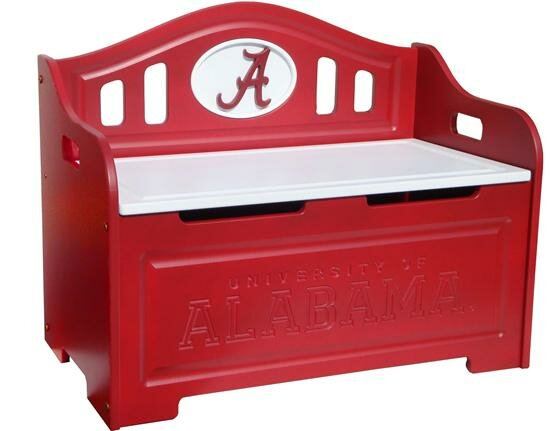 NCAA Storage Bench by Fan Creations