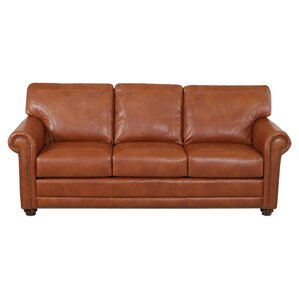 Shelby Leather Sofa
