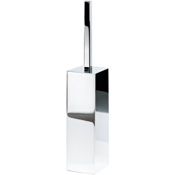Free Square Free-Standing Toilet Brush Set by AGM Home StoreFree Square Free-Standing Toilet Brush Set by AGM Home Store