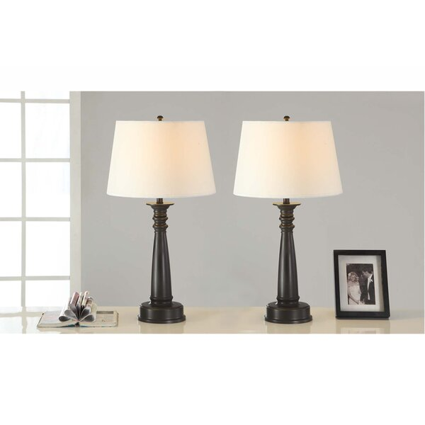 28 Table Lamp (Set of 2) by Artiva USA