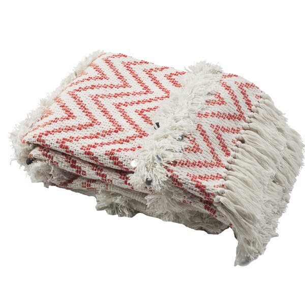 Finnigan Cotton Throw by Mistana