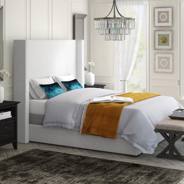 Hansen Upholstered Standard Bed by Brayden Studio