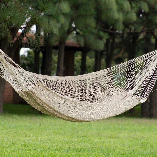 Maya Cotton Tree Hammock by Novica