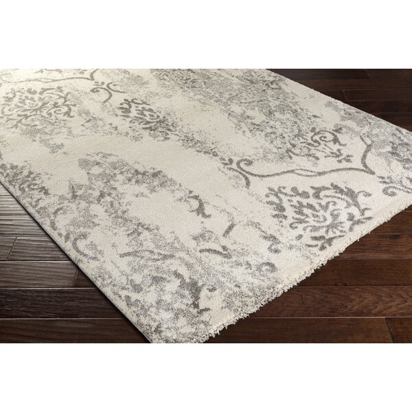 Fullerton Gray Area Rug By Charlton Home.