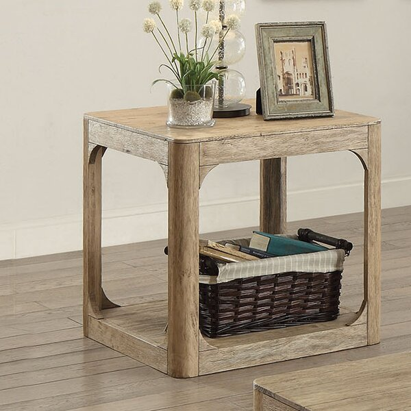 Zaina End Table by A&J Homes Studio A&J Homes Studio